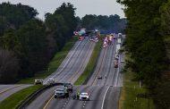 Revelan identidades de fallecidos en accidente múltiple en Florida