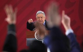 López Obrador dice que México garantiza protección a nueva caravana migrante