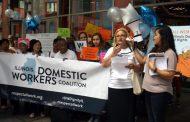 Las trabajadoras domésticas de EE.UU. dicen