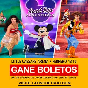 gane boletos para Disney on ice