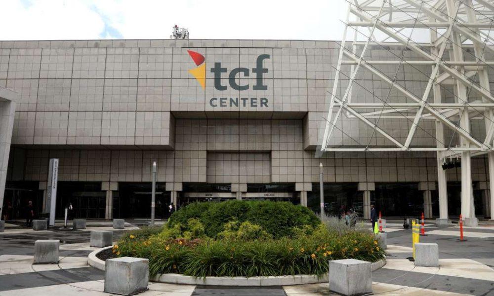 TCF Center
