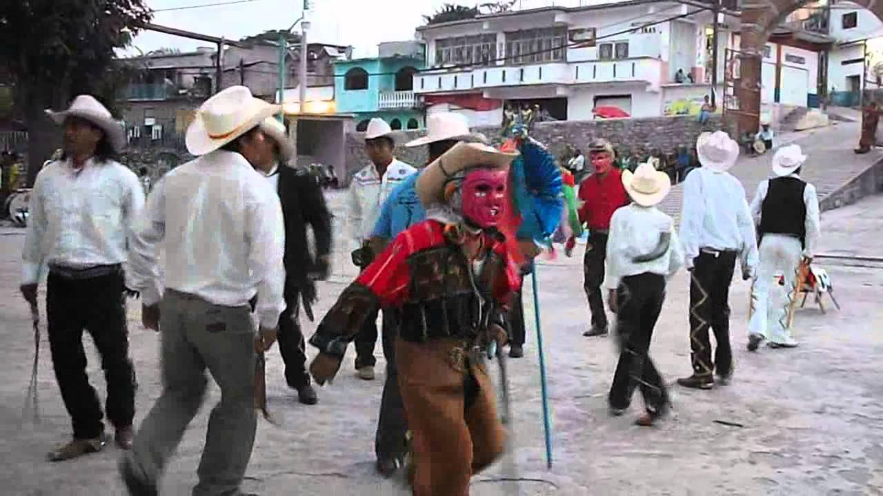 danza los vaqueros