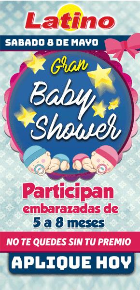 Baby shower applicacion
